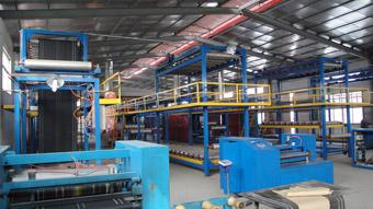 防水卷材厂