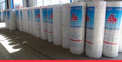 聚乙烯涤纶防水卷材