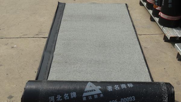 页岩片SBS防水卷材
