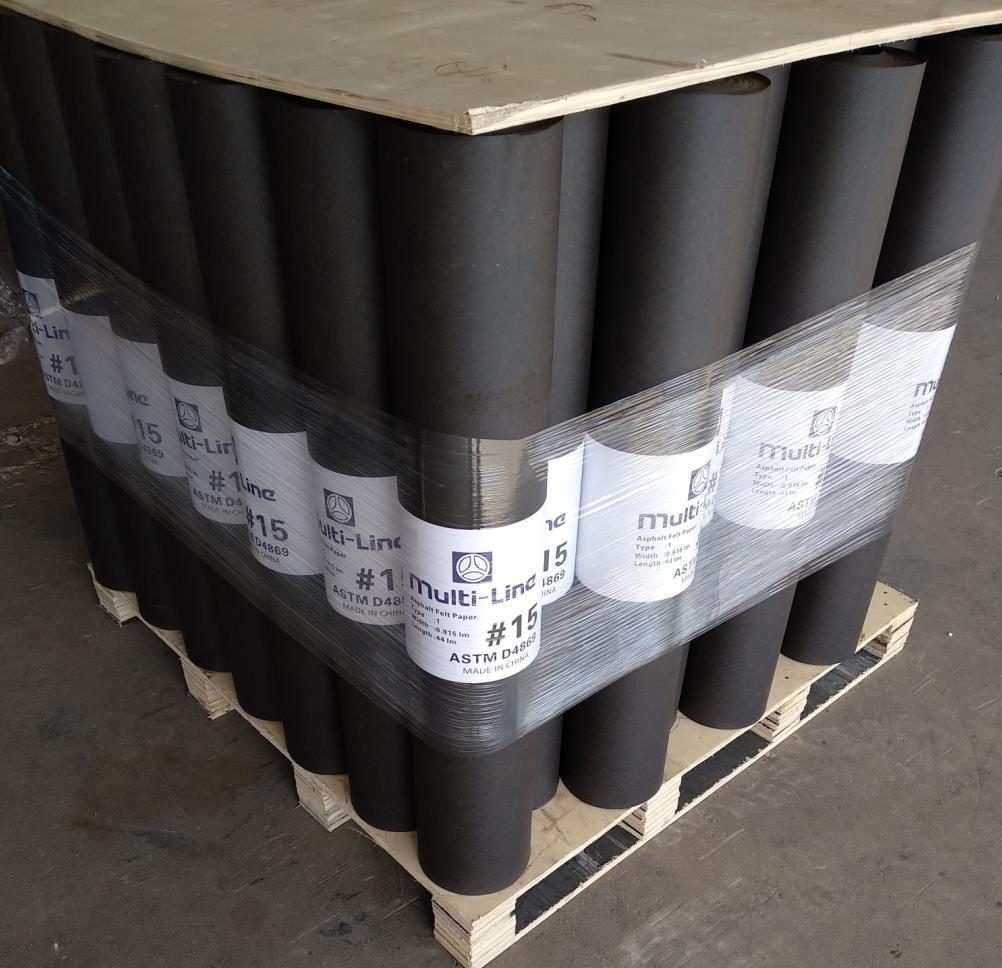 ASTM美标屋顶油毡