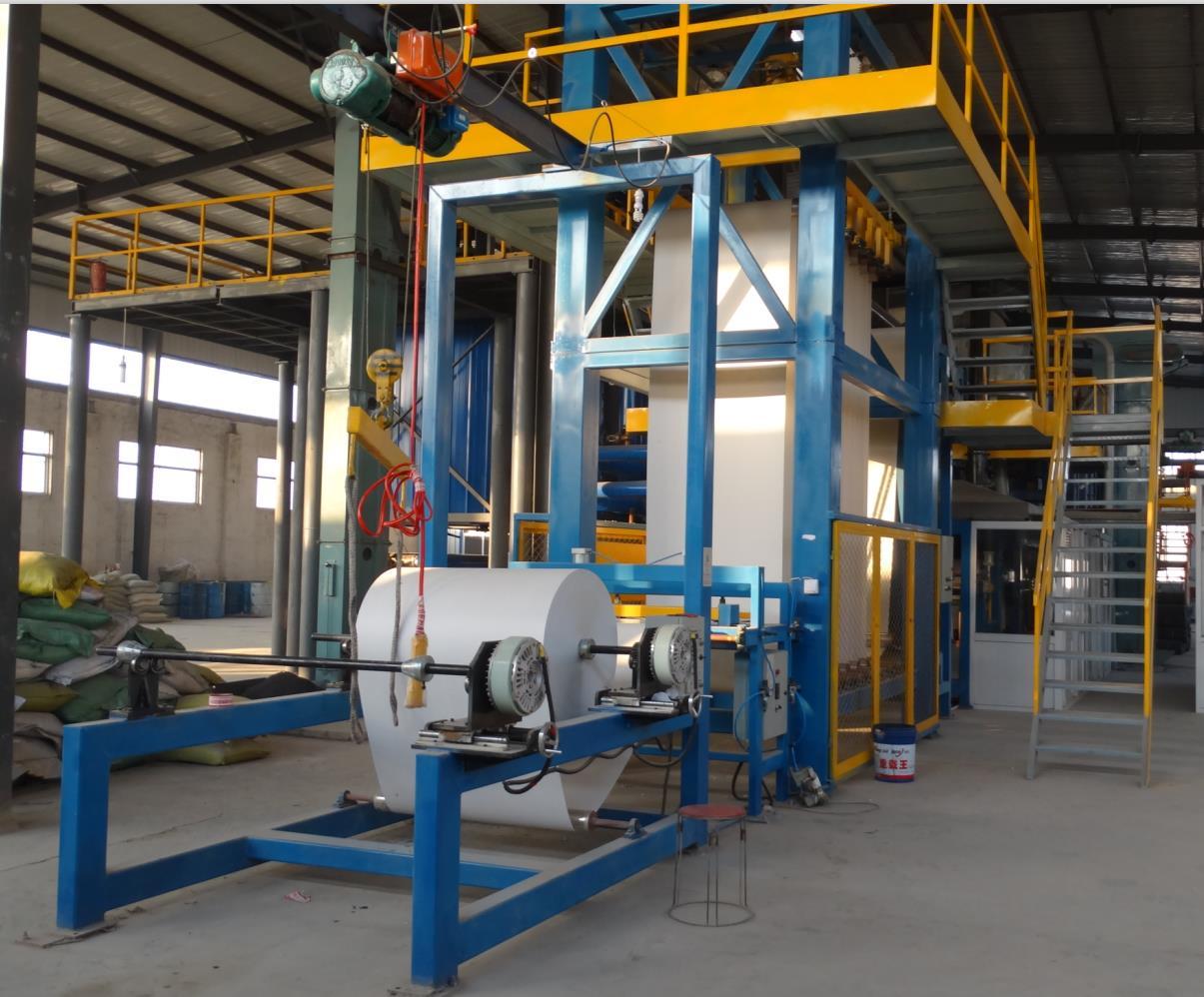 防水材料生产设备